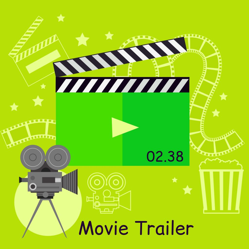 Episode 62: Movie Trailers are great marketing videos