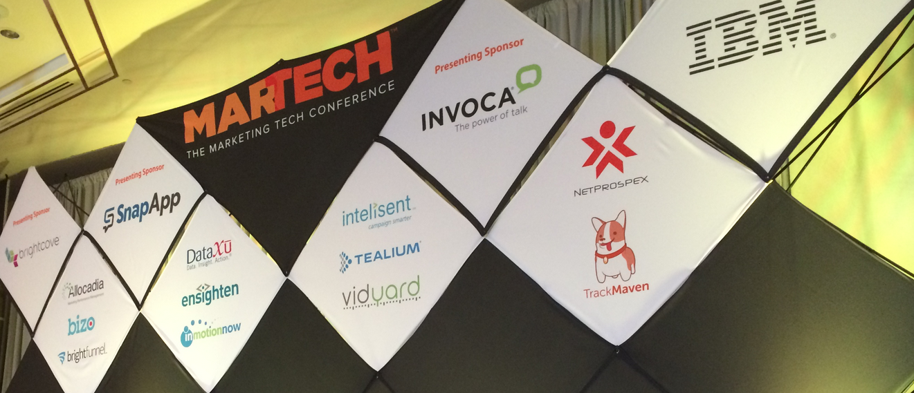 MarTech Conference Brings Out the Best in Marketing Tech