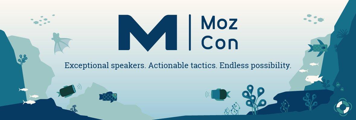 MozCon 2019: The Initial Agenda
