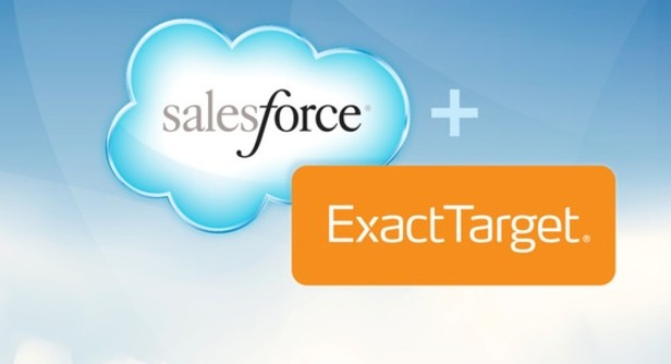 "Salesforce Acquisition of ExactTarget a ""Big Deal"" for the Evolution of Sales and Marketing"