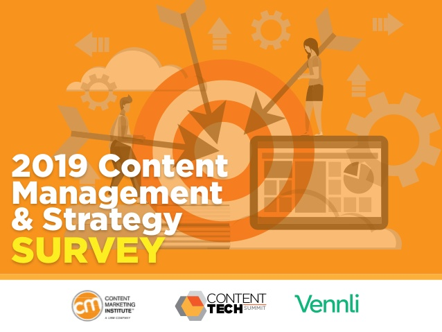 The Struggle is Real for Content Management and Technology [New Research]